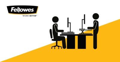 La importancia de tener el escritorio adecuado en el trabajo.