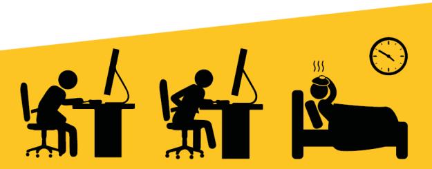 Aumento del absentismo debido a la inactividad física durante la jornada de trabajo.